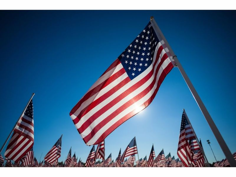 memorial day 2017  american  florida flag etiquette