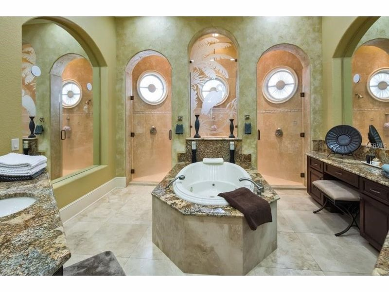 48 Tampa Bay Area Homes With Awesome Bathrooms Lakeland FL Patch Amazing Awesome Bathrooms
