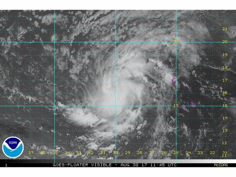 tropical storm irma forms as harvey batters louisiana texas tampa