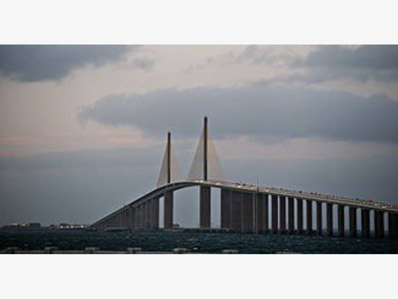 Sunshine skyway construction set to begin bradenton fl for Sunshine construction