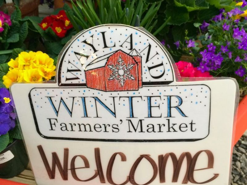 Final Week Of The Wayland Winter Farmers 39 Market Season Wayland Ma Patch