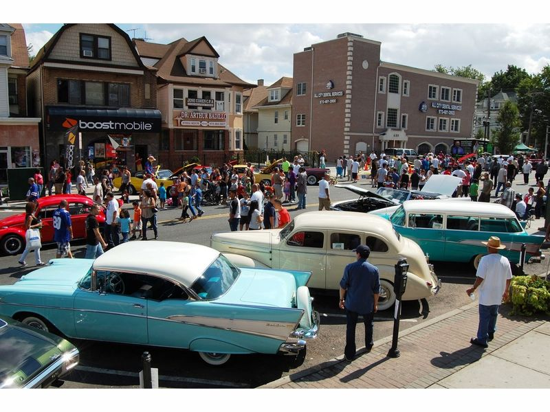 5th Annual Hot Rods And Classic Car Show Returns To Newark S North