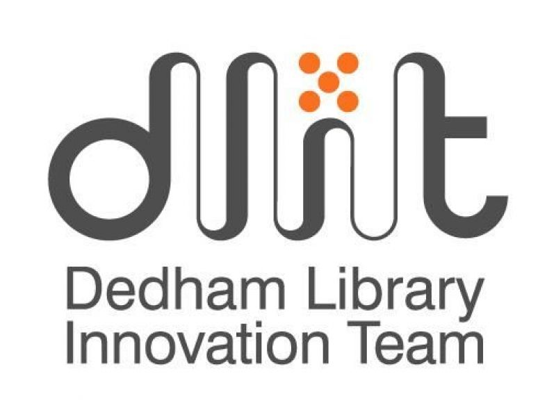 Dedham library innovation team announces grants totaling 5500 to dedham library innovation team announces grants totaling 5500 to dedham public and school libraries solutioingenieria Image collections