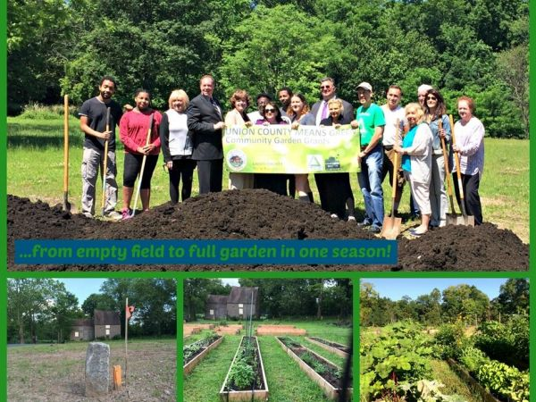 Union County Freeholders Sponsor New Round Of Community Garden Grants For 2017 Westfield Nj Patch