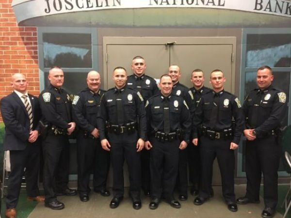 Nashua Police Welcome 6 New Officers Nashua Nh Patch