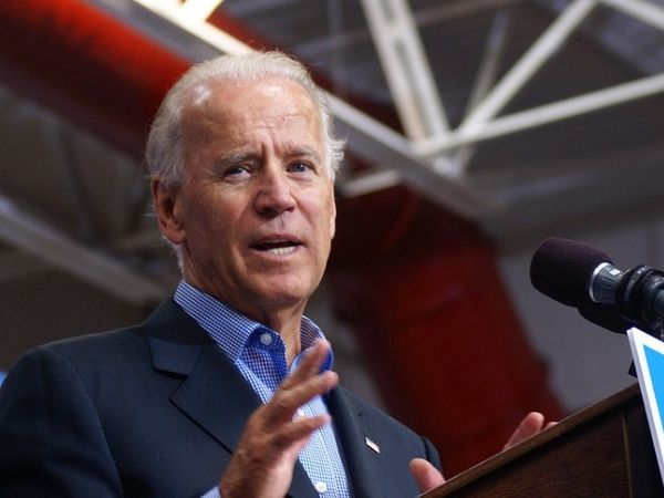 Joe Biden says he won't run for President in 2020