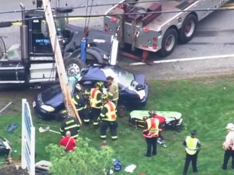 Car Accident Littleton Ma