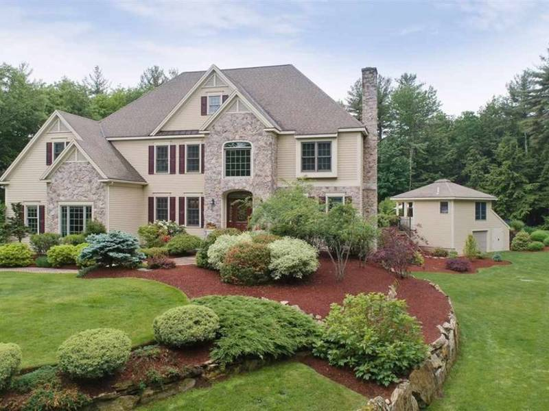 $1.3M Bedford Colonial Just Listed | Bedford, NH Patch