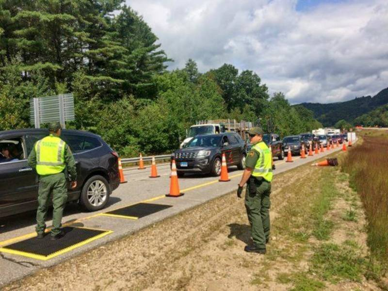Another NH Immigration Checkpoint Held On I-93 | Concord, NH Patch