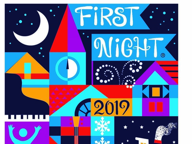 Portsmouth First Night 2019 Celebration Schedule