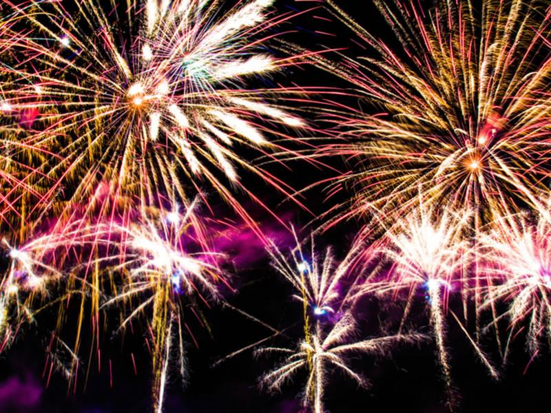 hampton beach new years fireworks 2018