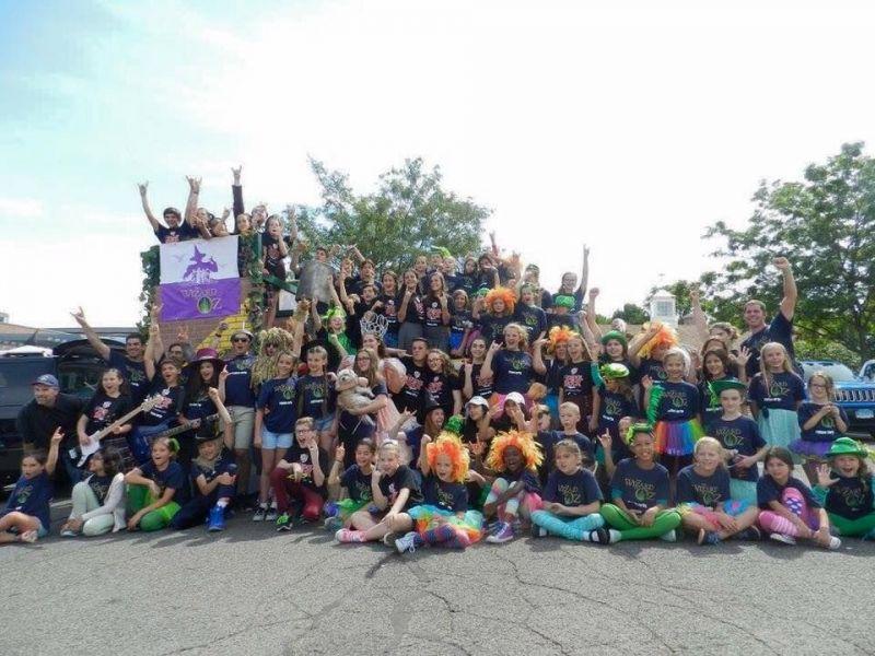 Newarts Takes Top Honors At Newtown Labor Day Parade