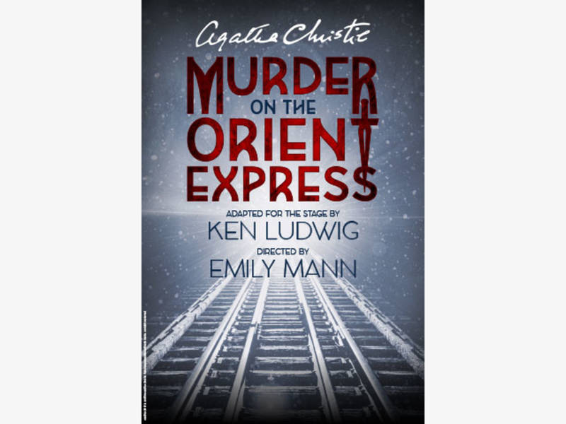 Preview Of Agatha Christies Murder On The Orient Express