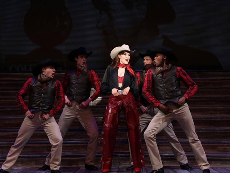 Review of 'The Will Rogers Follies' at Goodspeed Opera House