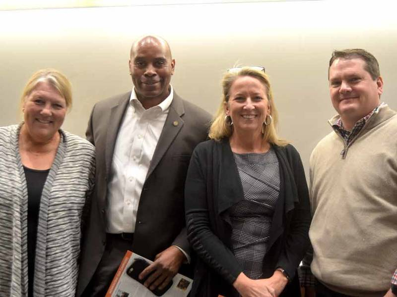 NVCC Hosts Infosys for Conversation on Career Forecast