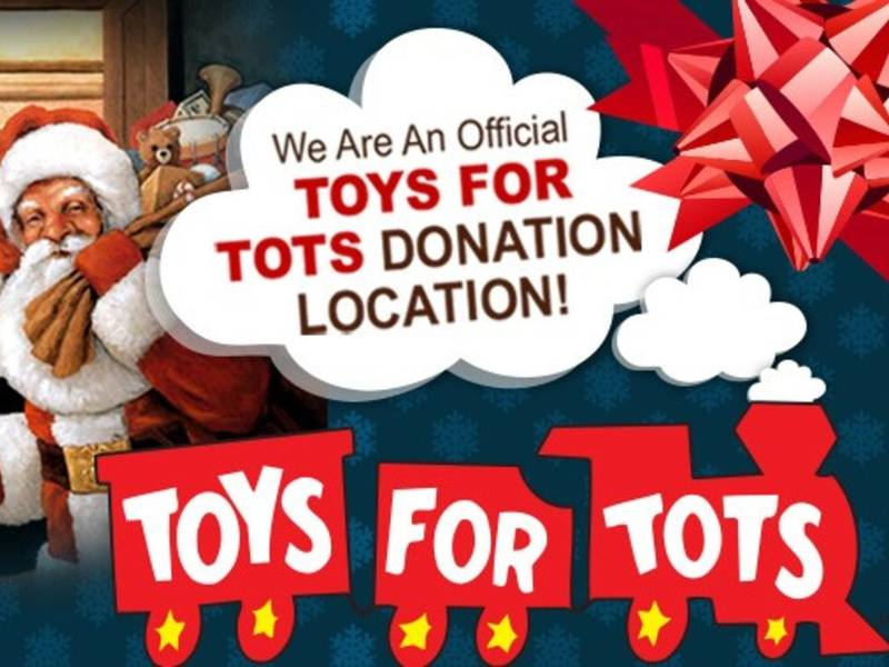 Baseball Toys For Tots Logo : D amico to hold holiday quot toys for tots drive des