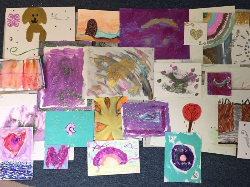 imagination art program for kids offered during february. Black Bedroom Furniture Sets. Home Design Ideas