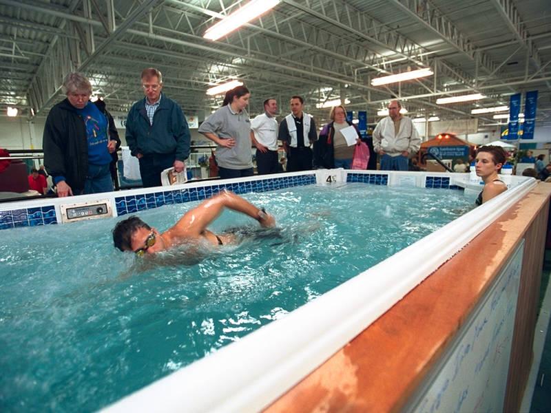 Novi Backyard Pool And Spa Show