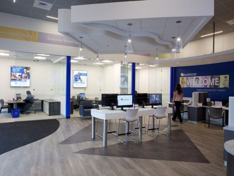 Banknewport Opens Branch At Chapel View In Cranston Cranston Ri Patch