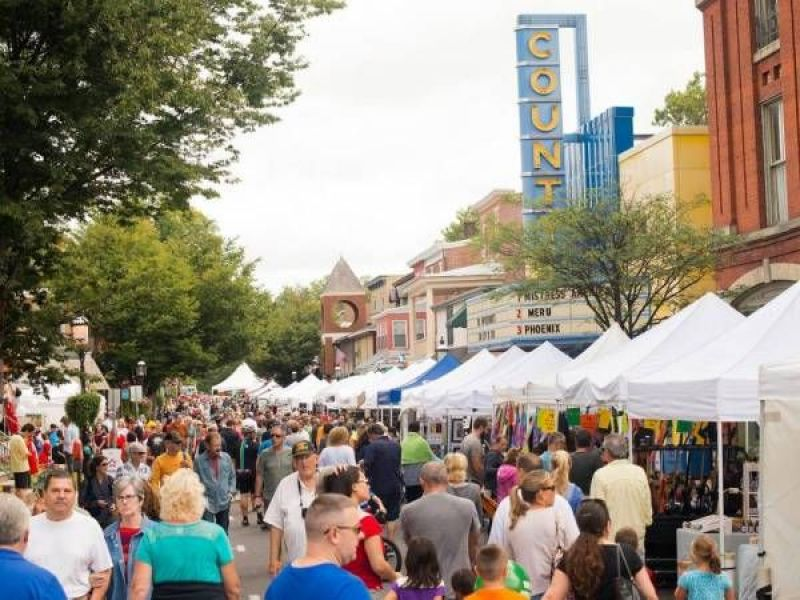 Big weekend in doylestown arts fest bucks county classic for Craft shows in bucks county pa