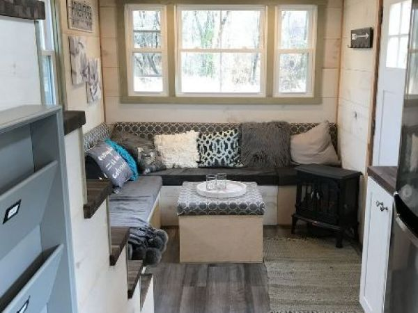 hopewell township project to be featured on hgtvu0027s u0027tiny house - Hgtv Tiny House