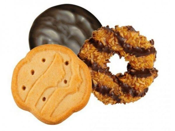 Drive-Through Girl Scout Cookie Booth To Open In Newtown