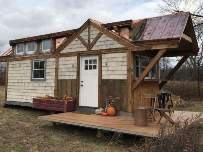 Bucks County Builder To Be Featured Thursday On Tiny House Big