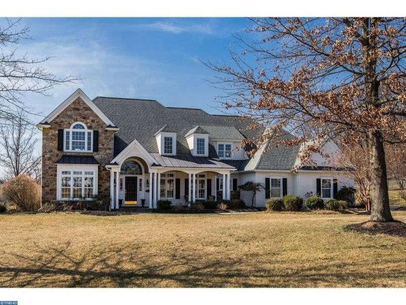5 million dollar homes just listed in doylestown for 5 million dollar home