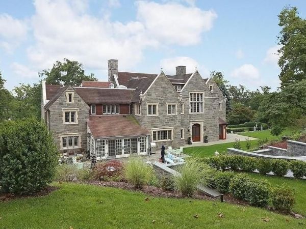 N.J. Wow! Houses: 20-Bedroom Former Prayer Retreat, $3.5M English ...