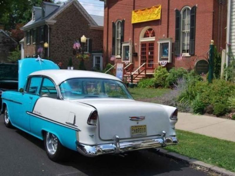 Registration Open For Newtown\'s Annual Antique Car Show | Newtown ...