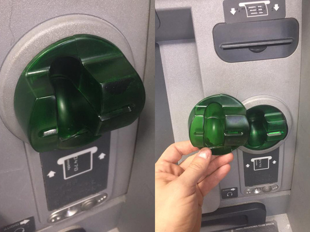 how to build a card skimmer