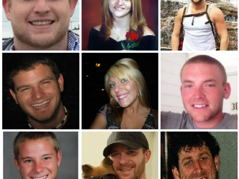 22 Young Victims Of Addiction, And The Honest Obituaries That Tell Of Their Deaths