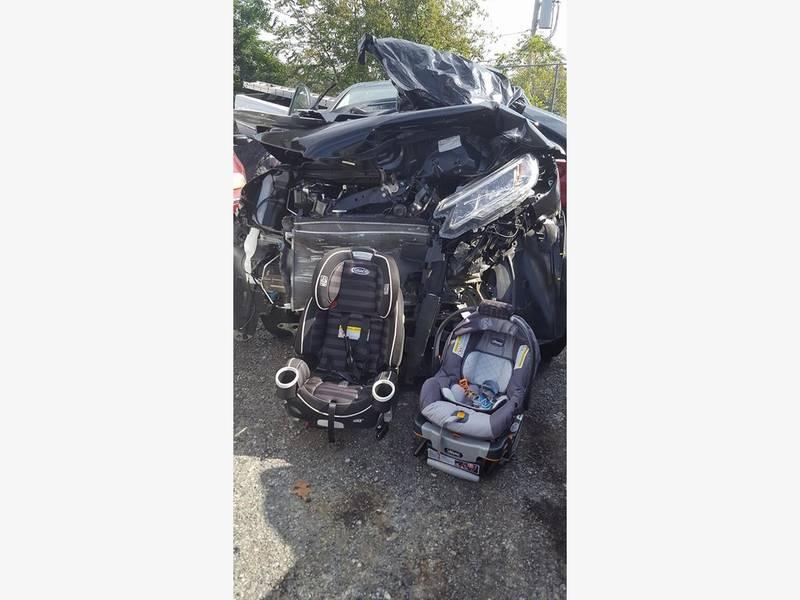 Pennsylvania Moms Crash Photo Shows Why Car Seats Are So Important