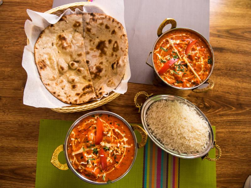 South Indian Food Princeton
