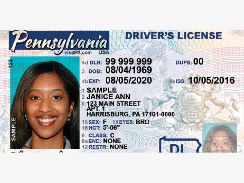 how to know drivers records in pennsylvaian