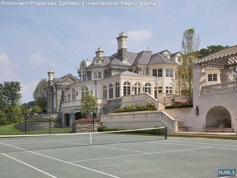 50 Million Bergen Mansion Is The Most Expensive In NJ And No One Wants It