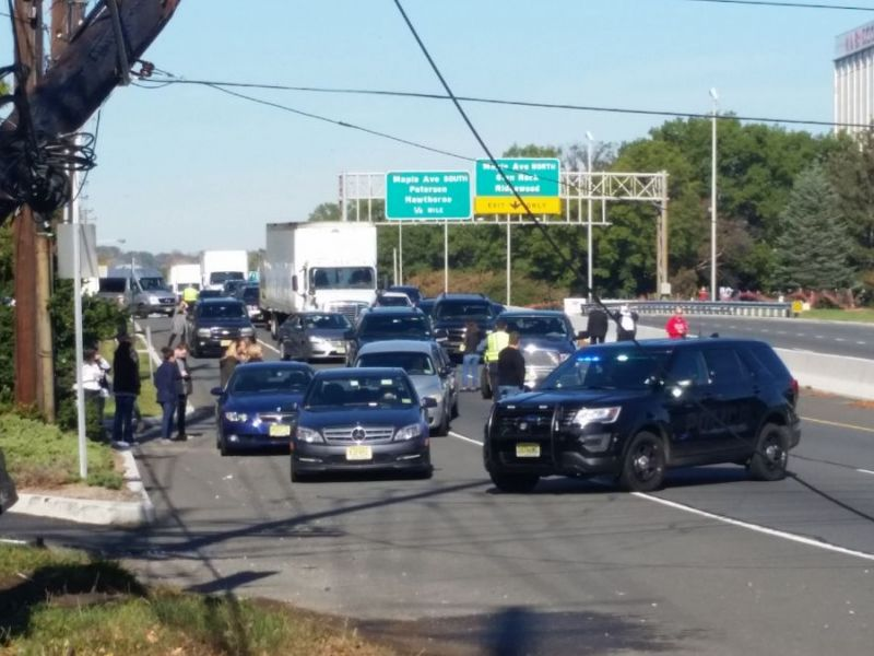 Car Accident Westwood Nj