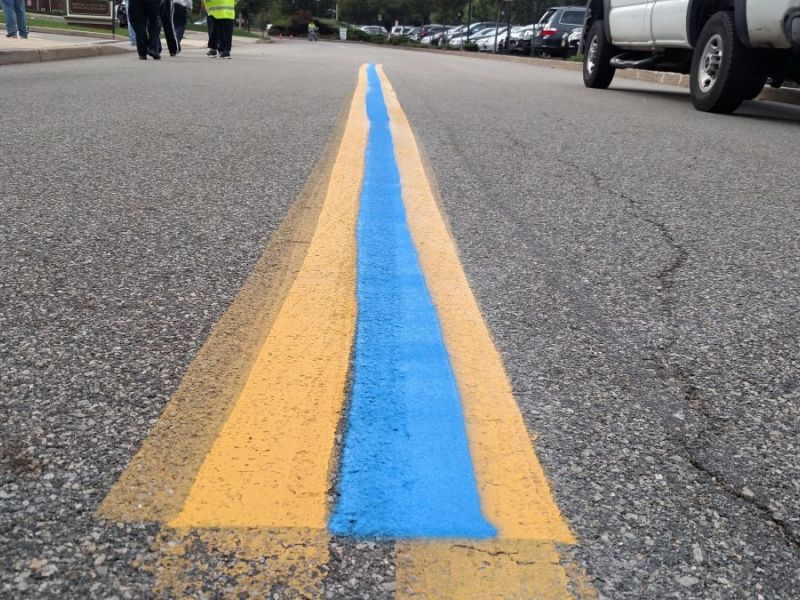 Opinion: Towns Must Remove 'Illegal' Blue Lines Immediately