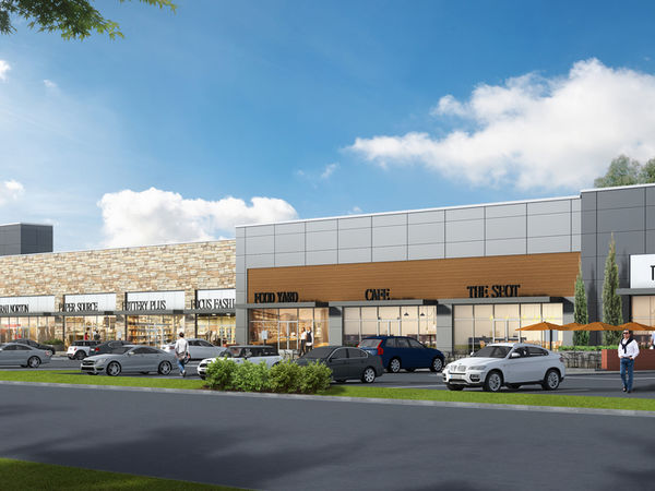 New shopping dining center approved for route 17 in paramus wyckoff nj patch for 1 garden state plaza paramus nj
