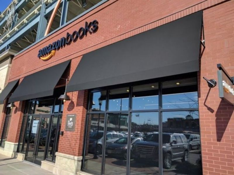 Amazon books opening at garden state plaza wednesday paramus nj patch for Garden state plaza mall paramus nj