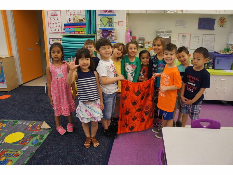 ... Englewood Cliffs Preschoolers Help Make Cancer Patients' Lives Super-  ...
