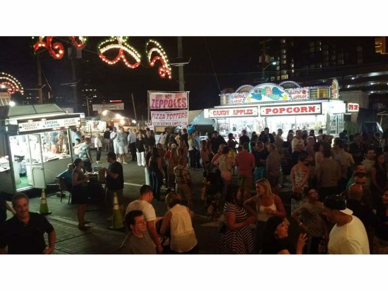 St rocco 39 s feast kicks off wednesday fort lee nj patch - Bus from port authority to jersey gardens ...
