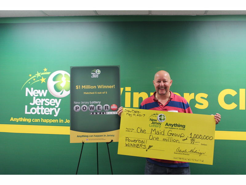 Team From Bergen Business Wins 1m Powerball Prize