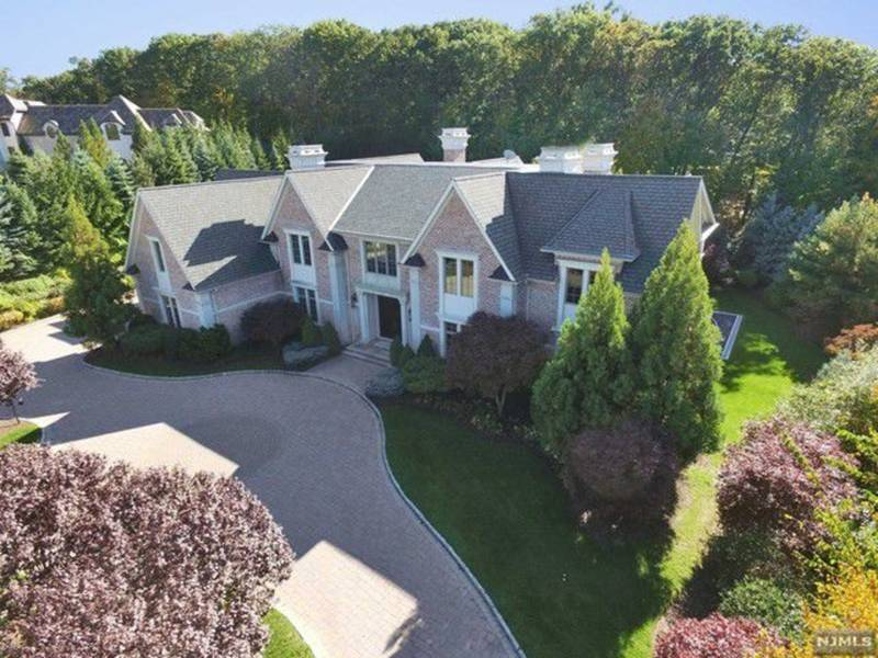 The Oakland Home Of Patrick Printy: PHOTOS: Patrick Ewing's Mansion Still On The Market After