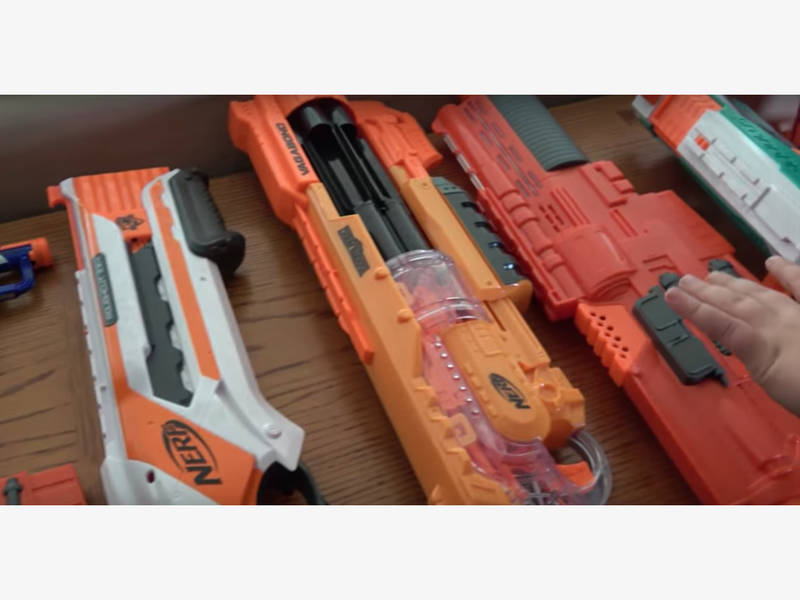 Ridgewood School Officials Don't Want Kids Playing Nerf Gun Game