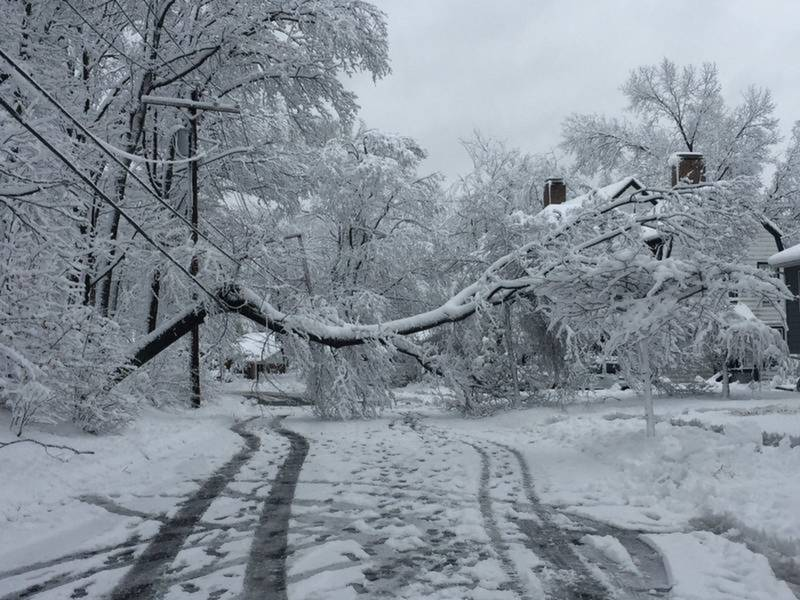 1 7k Still Without Power In Mahwah Mahwah Nj Patch