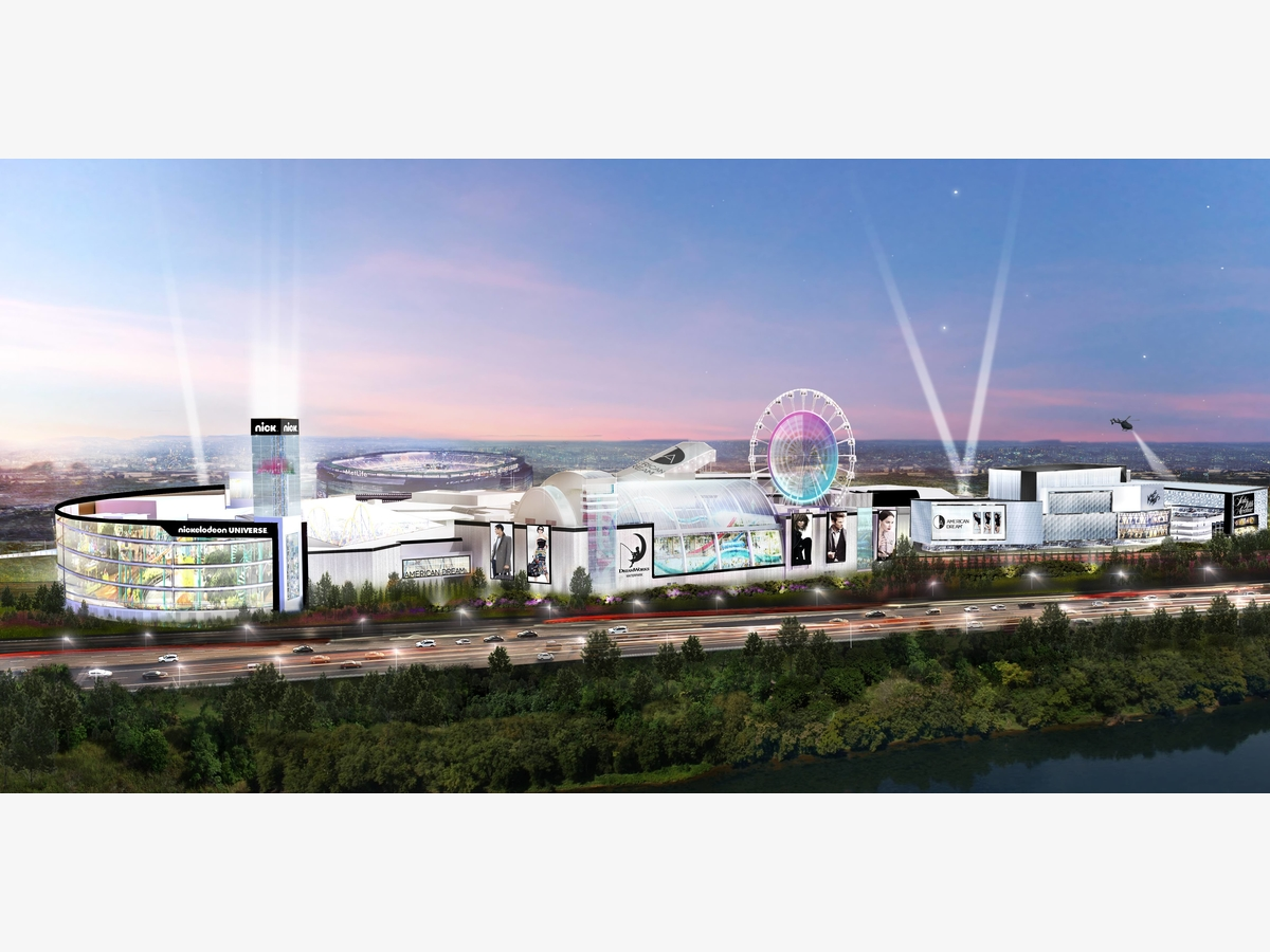 American Dream Meadowlands On Target For March 2019