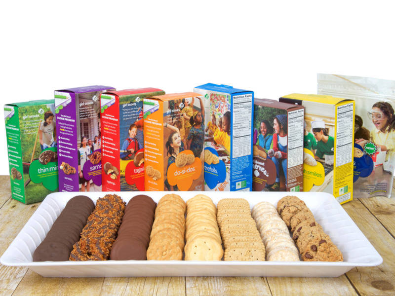 last call for girl scout cookies in 2018 in oakland