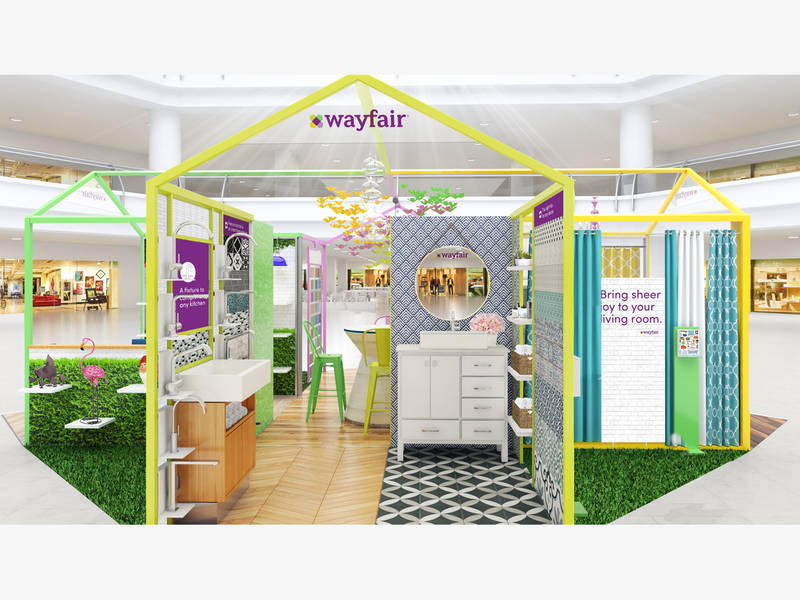 Wayfair Bringing Pop Up Shop To Garden State Plaza For Holidays Patch