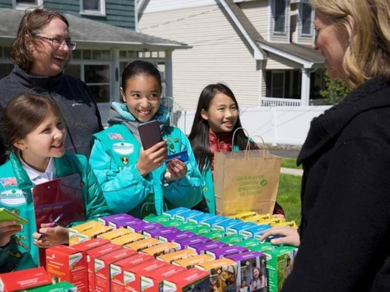 Girl Scout Cookie Sales Starting In Wayne, With Price Bump